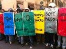 I comapagni di Manuel De Santis incontrano gli studenti del Mamiani e chiedono scusa a Cristiano, il giovane colpito con un casco durante il corteo del 14 dicembre