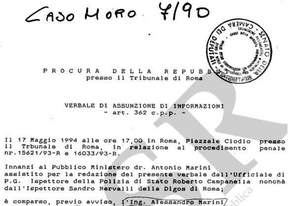 Dep Marini 0 1994