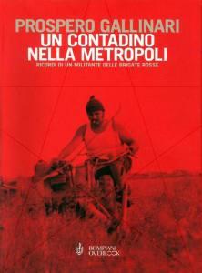20060426 - ROMA - SPE - IL LIBRO DEL GIORNO: UN CONTADINO NELLA METROPOLI - La copertina del libro del giorno